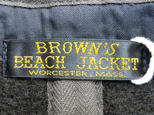browns beach ブラウンズビーチ アーリーベスト