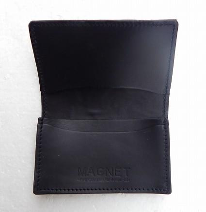 MAGNET-マグネット- 特許取得のスキモレザーを使用したカードケース 3柄 日本製