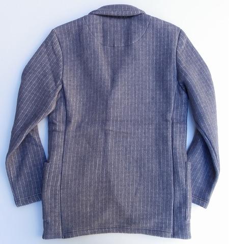 RIDING HIGH -ライディングハイ- ふっくらとした両面起毛のウール混ジャケット  日本製