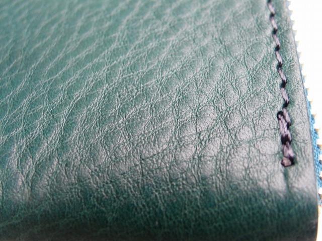 RE.ACT -リアクト- シボ感が溜まらない!イタリアンレザー「アリゾナ」を使用した L字型ミニウォレット 2色 日本製