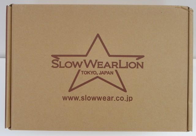 SLOW WEAR LION-スロウウェアライオン- グッドイヤーウェルト製法!オイルドレザーレースアップブーツ ブラック 日本製