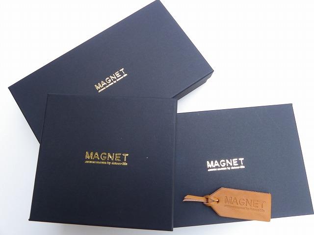 MAGNET-マグネット- Vanilla Box 限定販売!特許取得のスキモレザーのウッドレインボー柄!シューホーン(靴べら) 日本製