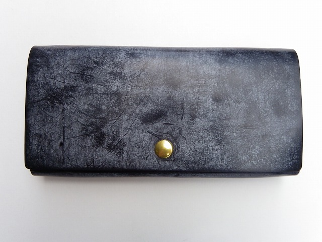 RE.ACT -リアクト- ドイツの老舗タンナー「キルガー社」のブライドルレザーロングウォレット 日本製