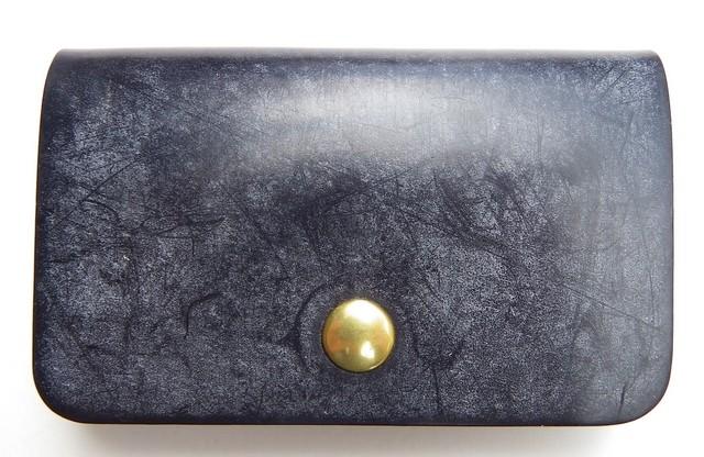 RE.ACT -リアクト- ドイツの老舗タンナー「キルガー社」のブライドルレザーカードケース 日本製
