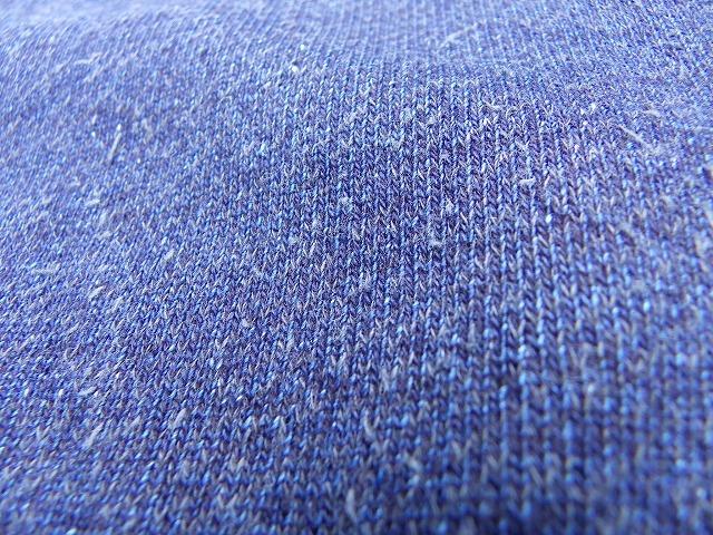 pure blue japan -ピュアブルージャパン- 綾裏毛と言う名の表情のある生地! 無地クルーネックスウェット 日本製