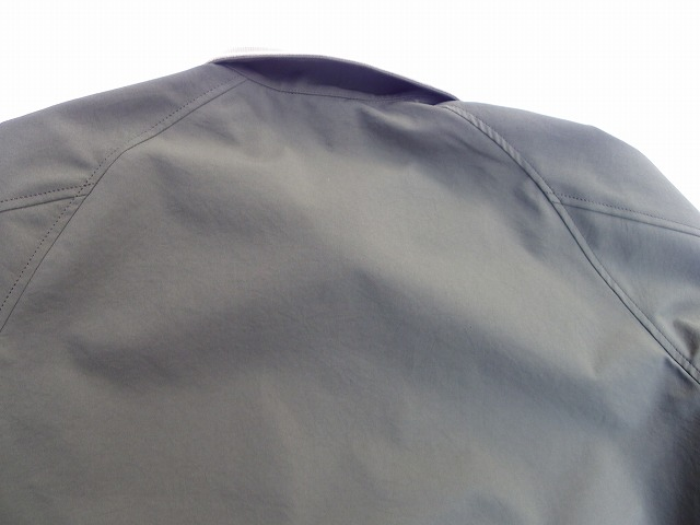 ORGUEIL-オルゲイユ- 撥水性アリ!ハリントンジャケット カーキ 日本製