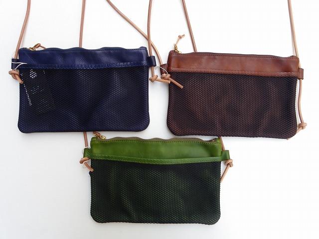 RE.ACT -リアクト- バングラデシュ産タンニンなめし革を使用!レザーサコッシュ 日本製