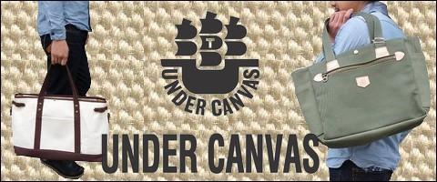 UNDER CANVAS -アンダーキャンバス-