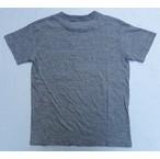 RIDING HIGH -ライディングハイ- BRONX 1641 染み込みプリント半袖Tシャツ 杢グレー 日本製