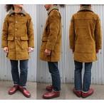 I.PJ -In-Proud Japan- 国産の太畝コーデュロイ使用の雰囲気バツグンなスパニッシュコート