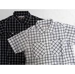 FULLCOUNT-フルカウント- サーフチェックオープンカラー半袖シャツ 2色 日本製
