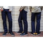 桃太郎ジーンズ 高級ライン 銀丹レーベル G004-SL  ヨコ糸にシルク(絹)糸を使用したテーパードシルエット 14.5oz 日本製