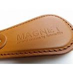 MAGNET-マグネット- 特許取得のスキモレザー使用のキーホルダーとしても使えるシューホーン(靴べら) 全4色