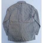 桃太郎ジーンズ 100%リネン素材のライトなコート!ベージュ 日本製