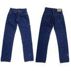 TCBjeans 60s 青味の強い66モデルテーパードジーンズ